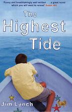 Jim Lynch The Highest Tide Very Good Book