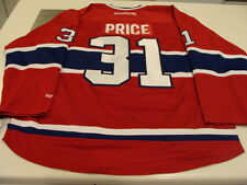 Reebok Montreal Canadiens Home Red Jersey NHL Hockey Carey Price XXL Habs Reebok