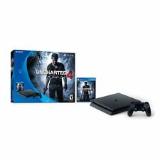 Sony PlayStation 4 Slim 500GB Console Uncharted 4 Bundle BRAND NEW FAST SHIPPING