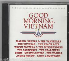 CD: David Anderle - OST. Soundtrack Good Morning Vietnam- 1988 A&M Records rar