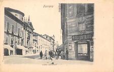 9622) FERRARA, CORSO GIOVECCA AFFOLLATO, EMPORIO PISTELLI BERTOLUCCI.