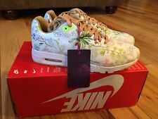 Nike Women's Air Max 1 Ultra Lib Liberty QS London Floral 844135-100 Size 6