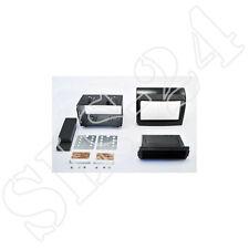 Fiat Ducato 250 ab 2012 Doppel 2-DIN Radioblende Radio Blende+Fach piano schwarz