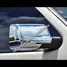 For FORD Ranger 2006 2007 2008 2009 2010 2011 Full Chrome Mirror Covers Pickup
