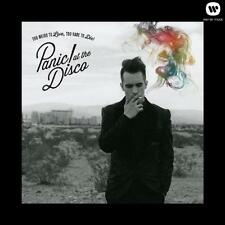 Panic! At The Disco - Too Weird To Live Too Rare To Die (NEW CD)