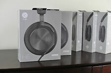 Bang & Olufsen BeoPlay H6 Headphones - Black leather,New. Help us StandUp2Cancer