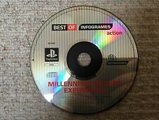 Millennium Soldier - Sony Playstation PS1 DISK ONLY UK PAL