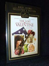 The Lost Valentine•Hallmark•Gold Crown(DVD 2011)Betty White•Jennifer Love Hewitt