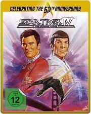 STAR TREK 04: ZURÜCK IN DIE GEGENWART (W. Shatner) Blu-ray Disc, Steelbook NEU