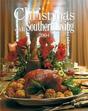 Christmas with Southern Living Book 2004 (Hardcover)