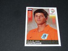 N°273 KLAAS JAN HUNTELAAR PAYS-BAS NEDERLAND PANINI FOOTBALL UEFA EURO 2008