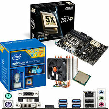 Di overclock Core i7 4790k 4,5 GHz & ASUS z97-p - Scheda madre e CPU Bundle