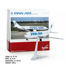 Flugzeugmodell - Pan Am - Airbus A300B4 - weiss - 1/200 - Herpa