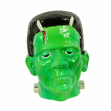 Authentic UNIVERSAL MONSTERS FRANKENSTEIN Face Painted Metal Belt Buckle NEW