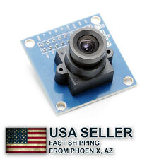 OV7670 VGA auto exposure camera module for Arduino - ship from Phoenix, AZ