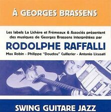 Georges Brassens Swing Guitare Jazz, New Music