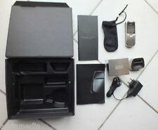 Nokia 8800 Edelstahl 100% Silber Original Zustand TOP Zustand Made in Germany