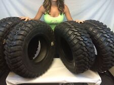 DOT Approved (4) 30x10-15 GBC MONGREL Radial ATV UTV Tires 30X10R-15 30X10R15
