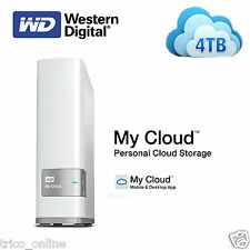 WD 4TB My Cloud Personal Cloud Storage Hard Disk Drive-0.8Yr*ONLY BOX DAMAGED
