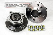 BMW MINI 2001-06 ONE INC COOPER & WORKS R50 R52 R53 REAR WHEEL BEARING HUB X 2