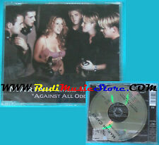 CD Singolo Mariah Carey Feat Westlife Against All Odds COL6696702 SIGILLATO(S22)