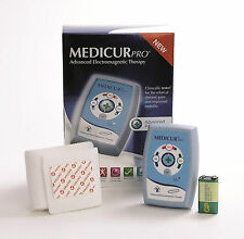 Medicur Pro Drug Free Pain Relief Pulsed Electromagnetic PEMF Therapy NHS Pulse