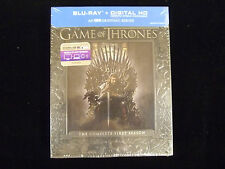 GAMES OF THRONES COMPLETE FIRST SEASON BLU RAY