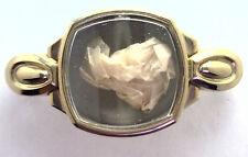 NOS Antique Boulevard 10k Yellow Gold GP Ladies Wrist Watch Case  MFG #2