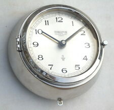 VINTAGE WEMPE CHRONOMETER WERKE SHIPS MARINE SLAVE ELECTRIC CLOCK BOAT WATCH