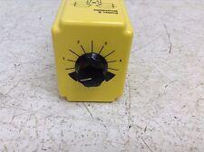 Potter & Brumfield CDB-38-70002 Time Delay Relay 0.1-5 Sec. CDB3870002
