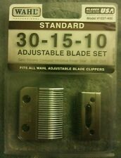 1037-400 Standard Adjustable Replacement Blade Set 30-15-10 Standard by Wahl ...