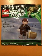 Lego Star Wars HAN SOLO HOTH PROMO MINIFIGURE 5001621 New in Sealed Package