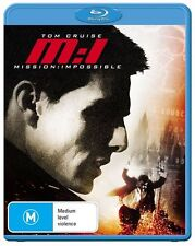 Mission Impossible (Blu-ray, 2011)    DVD     all Regions