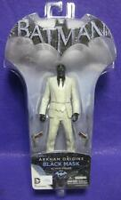 DC Comics Collecibles Batman Arkham City Origins BLACK MASK Action Figure NEW!
