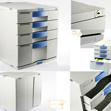 Max File Cabinet Flat 4 Drawers Index, Key Lock Your Home, Office Life, MK040