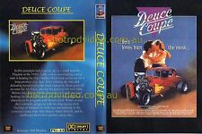 DEUCE COUPE DVD   movie customs street rat hot rod