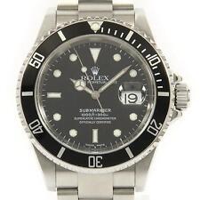 Authentic ROLEX 16610 Submariner Date Automatic  #260-001-797-9849