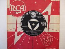 RCA 1071 Perry Como - Beats There A Heart So True / Moon Talk -  tricentre