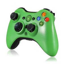 Green Wireless Game Pad Gamepad Console Controller Joypad For Microsoft Xbox 360