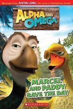 Alpha and Omega: Marcel and Paddy Save the Day Kosara, Tori Paperback