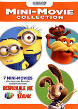 MINI MOVIE COLLECTION 7 MINI MOVIES STARRING FAVORITE CHARACTERS THE LORAX  DVD