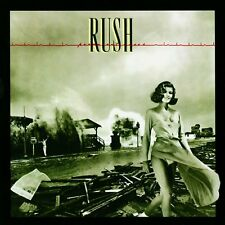 Rush Permanent Waves CD NEW SEALED The Spirit Of Radio+