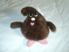 Vintage Nestle Lil Bits Stuffed Chocolate Chip - Very Cute - 1984