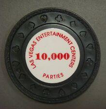 Las Vegas Entertainment Centers  10,000  Parties, Casino Concepts Inc.