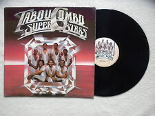 "LP TABOU COMBO SUPERSTARS ""Incident"" TCLP 8045 USA §"