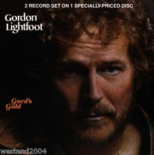 Gordon Lightfoot - Gord's Gold - CD ** NEW & SEALED **  21 Tracks