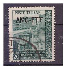 TRIESTE A - 1949 SANTA TRINITA USATO
