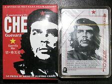 Poker Jeu de cartes cartes poker poker cartes Che Guevara Guerrilla était j6