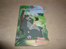 """Disney Classic """"The Jungle Book"""" Board Book, 2013~8"""" X 5"""", For Ages 3 & Up, NEW!"""