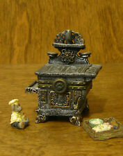 Boyds Treasure Boxes #392130 Aunt Becky's Iron Stove 2E new from our Retail Shop